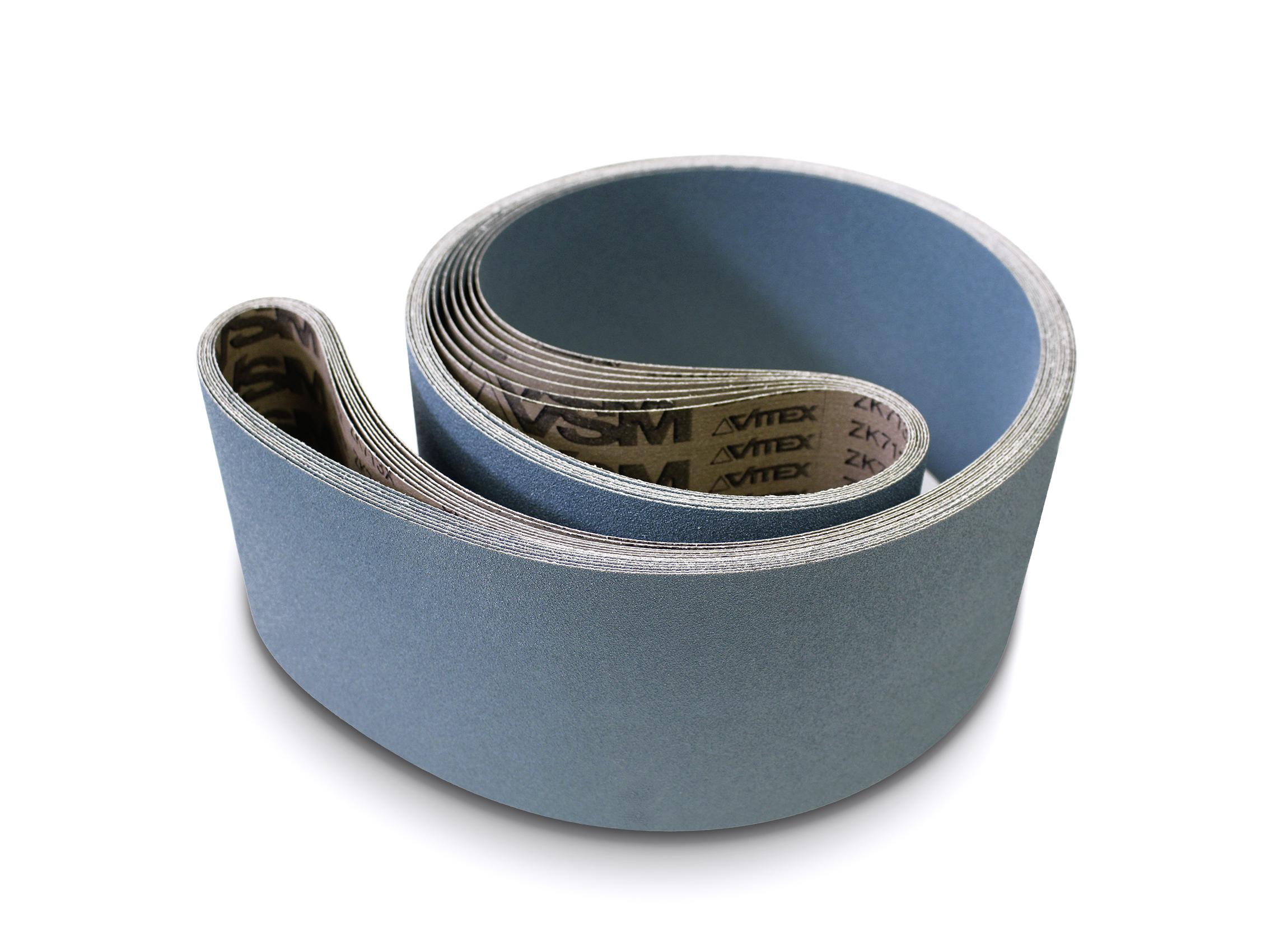 Korn 150 50x PFERD Policap Schleifkappen 10 mm Zylinderform